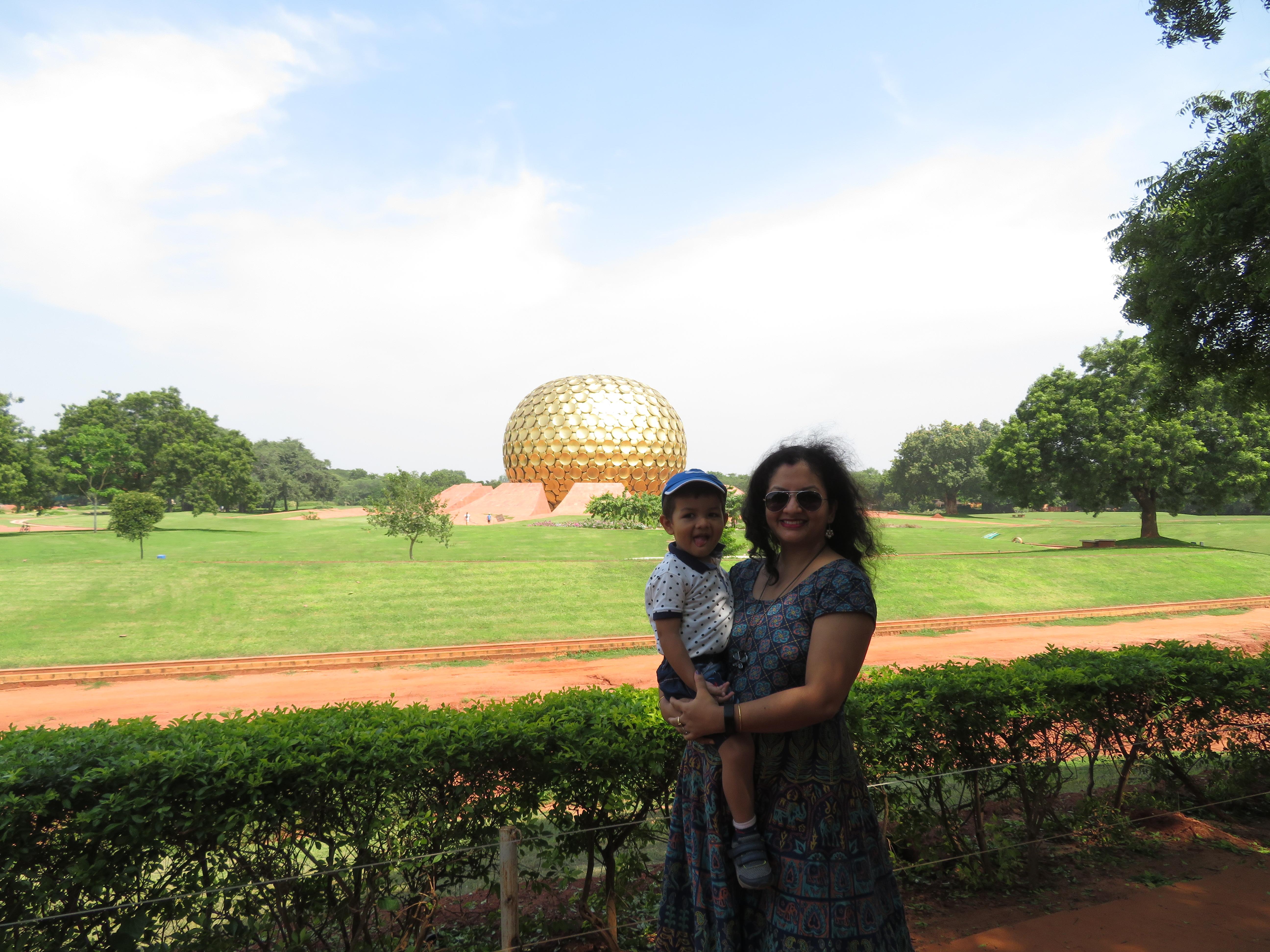 3 Days in Puducherry: My 1st Trip with my son